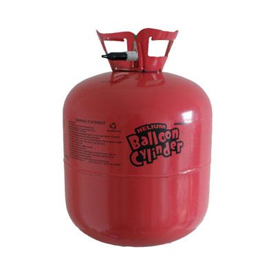 Grote helium tanks