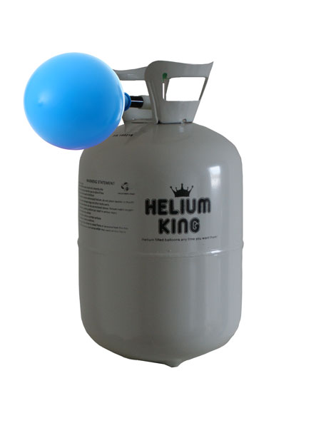 helium tank 30 inclusief 30 ballonnen