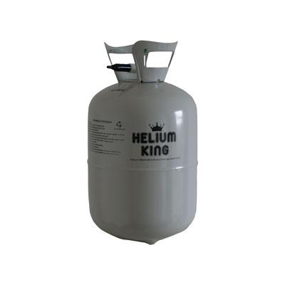 Kleine helium tanks